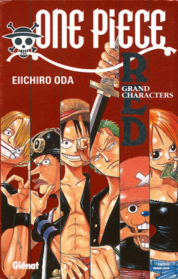 ONE PIECE - CHARACTERS WORLD © by Eiichiro Oda / SHUEISHA Inc.