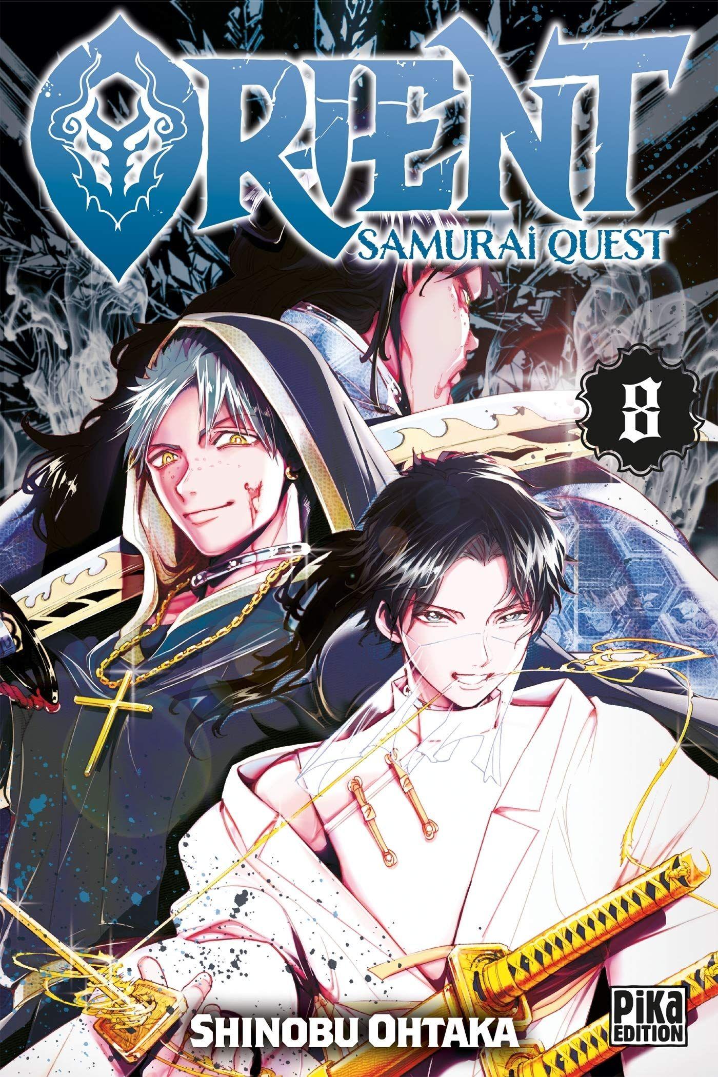 Manga - Manhwa - Orient - Samurai Quest Vol.8