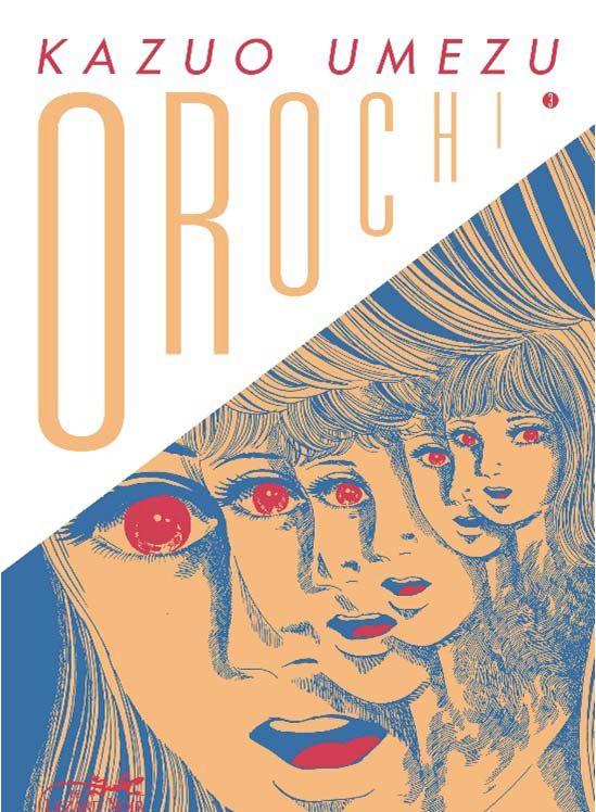 Sortie Manga au Québec JUIN 2021 Orochi-3-temp
