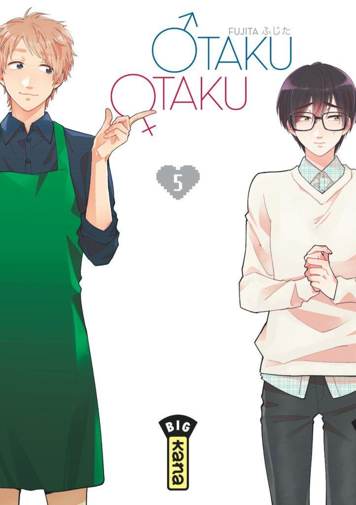 Manga - Manhwa - Otaku Otaku Vol.5