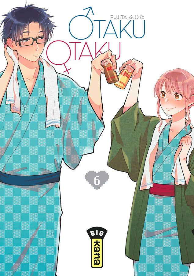 Manga - Manhwa - Otaku Otaku Vol.6
