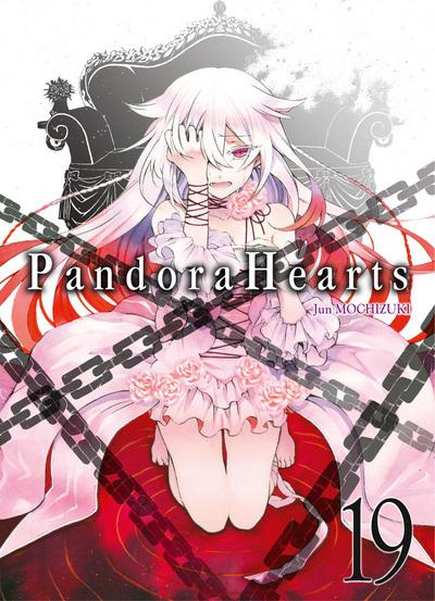 Pandora Hearts 19 Tomes [Manga] [MULTI]