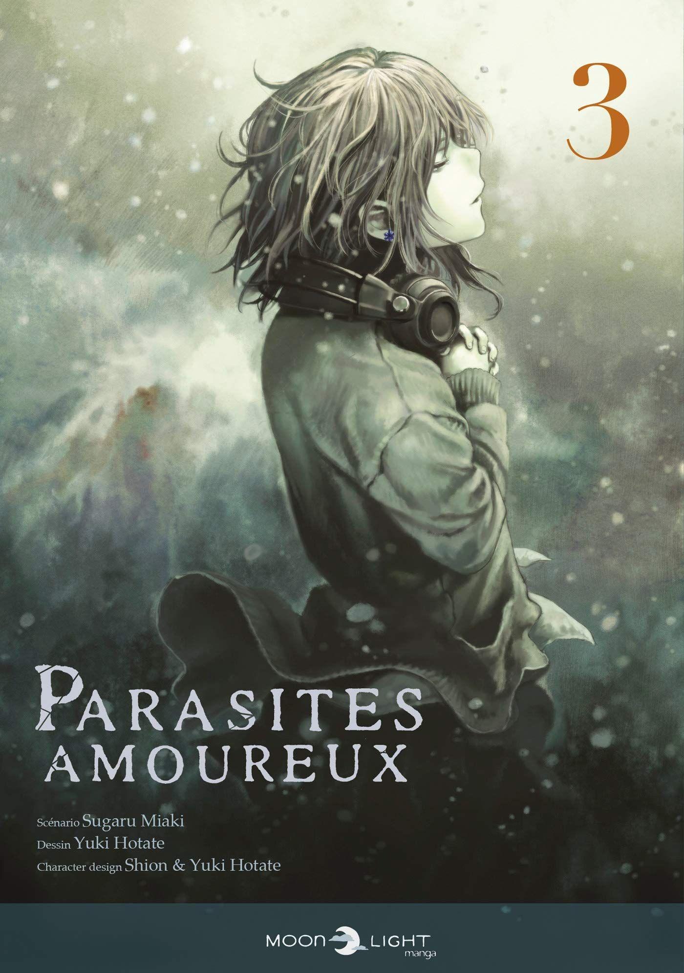 Manga - Manhwa - Parasites Amoureux Vol.3