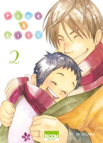 Père & Fils (Chichi Kogusa) Pere-fils-2-ki-oon