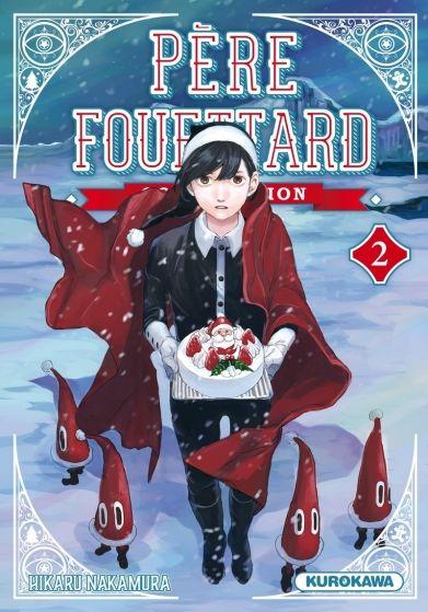 Manga - Manhwa - Père Fouettard Corporation Vol.2