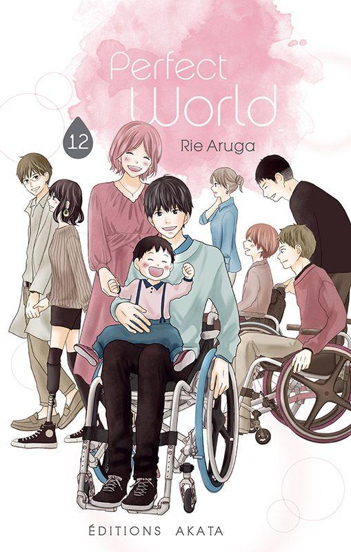 Sortie Manga au Québec JUILLET 2021 Perfect-world-12-collector