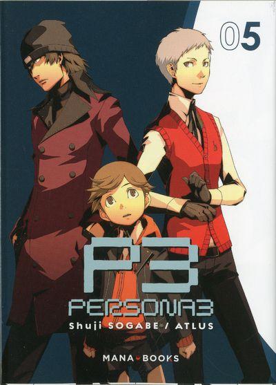 Persona 3 Vol.5