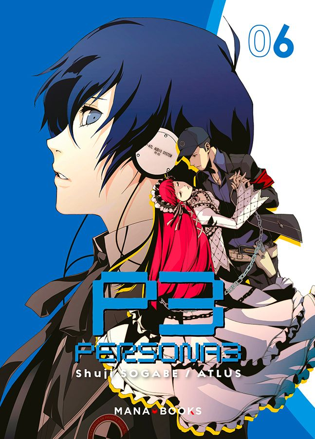 Persona 3 Vol.6