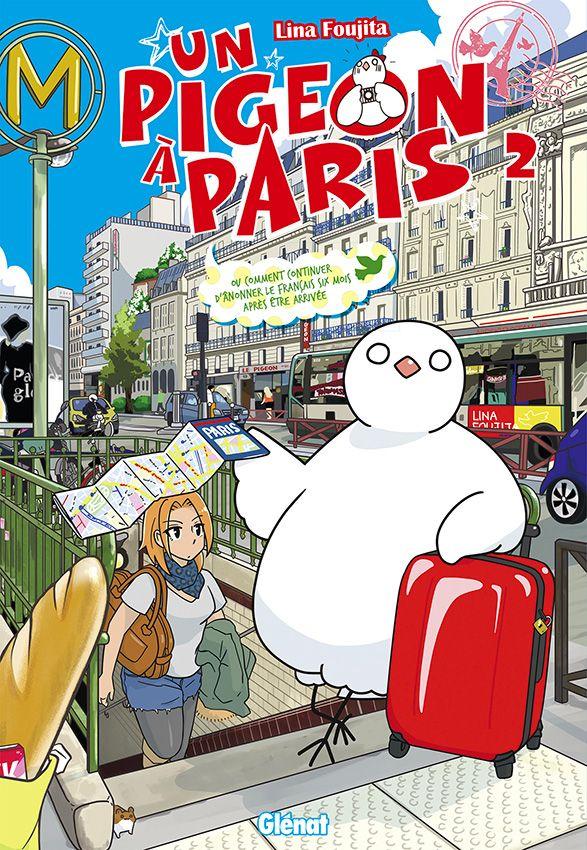 Pigeon à Paris (un) Vol.2