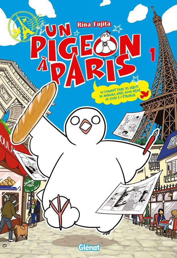Pigeon à Paris (un) Vol.1