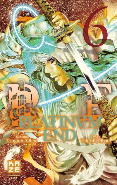Platinum End Vol.6