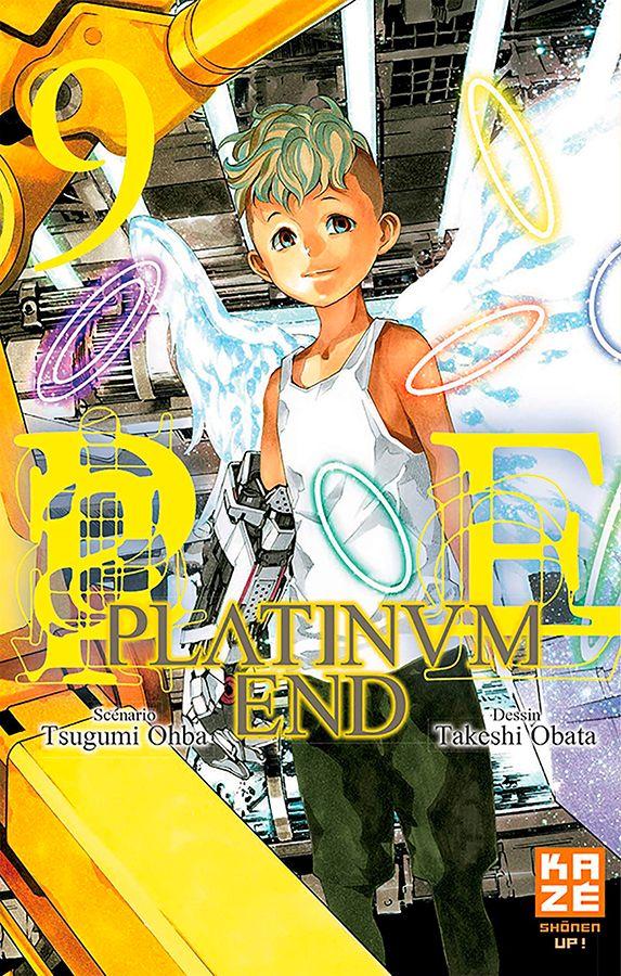 Platinum End Vol.9