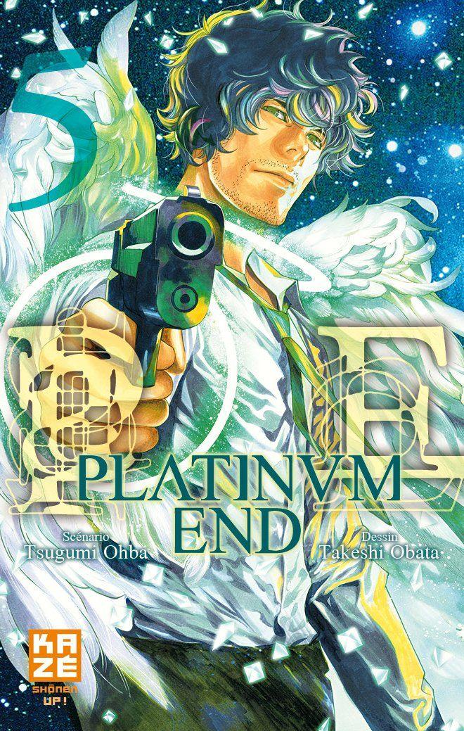 Platinum End Vol.5