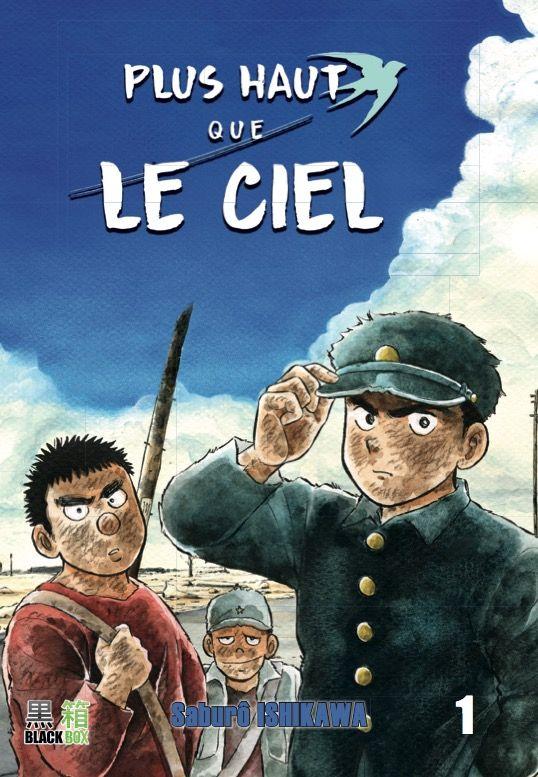 Manga - Manhwa - Plus haut que le ciel Vol.1