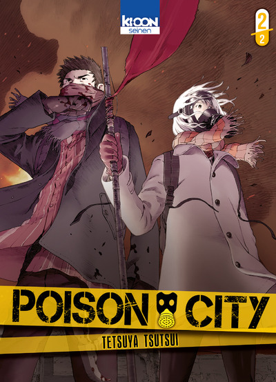 [MANGA] Poison City (Yuugai Toshi) ~ Poison-city-2-ki-oon