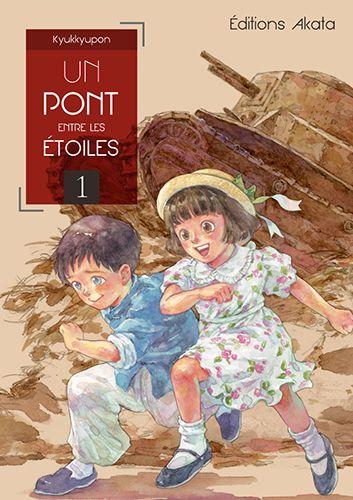 Manga - Manhwa - Pont entre les étoiles (un) Vol.1