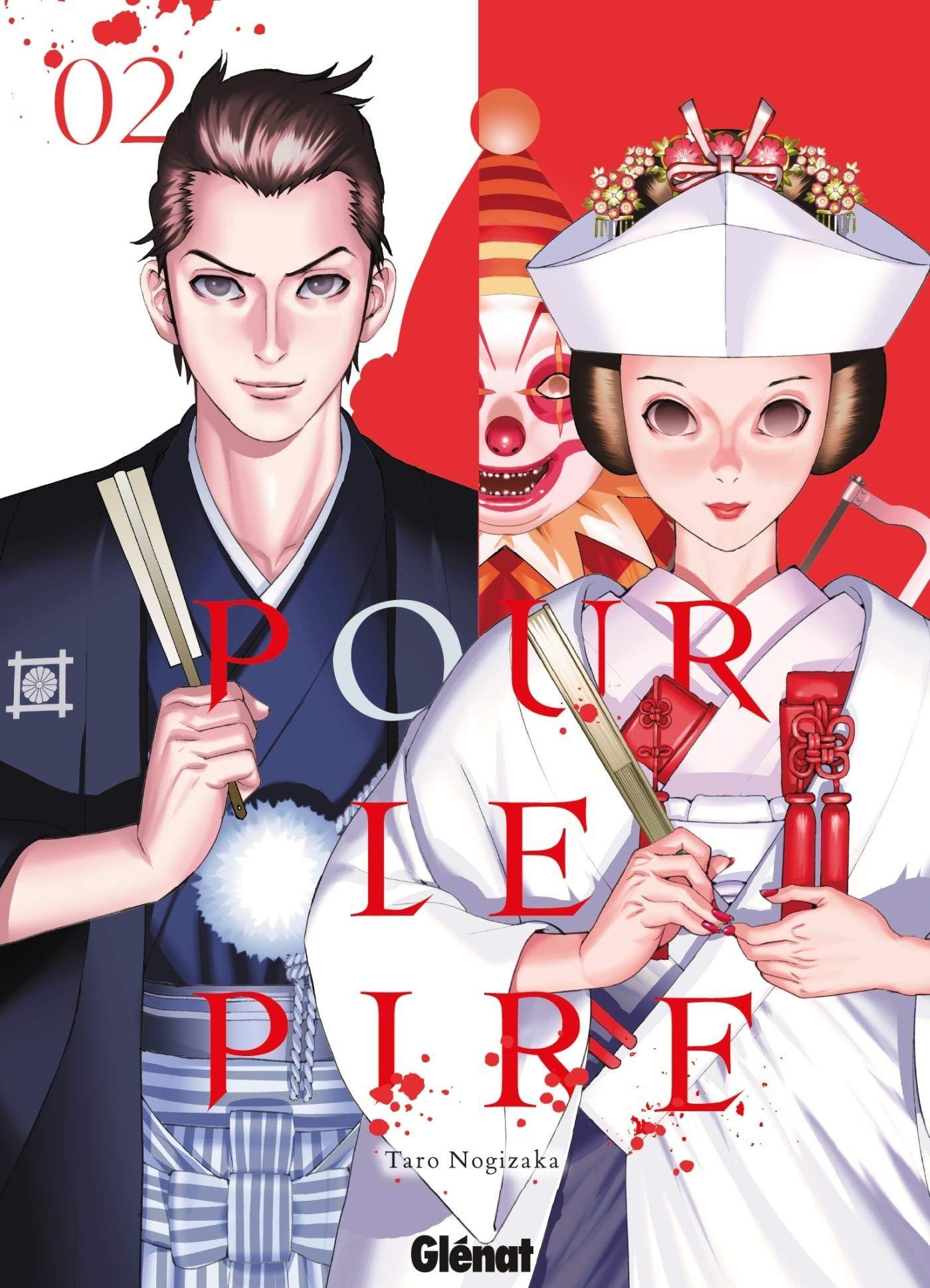 Sortie Manga au Québec JUIN 2021 Pour-lepire-2-glenat
