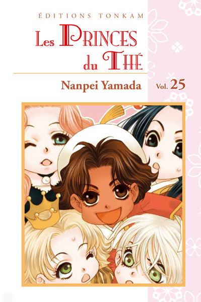 Princes du thé (les) Vol.25