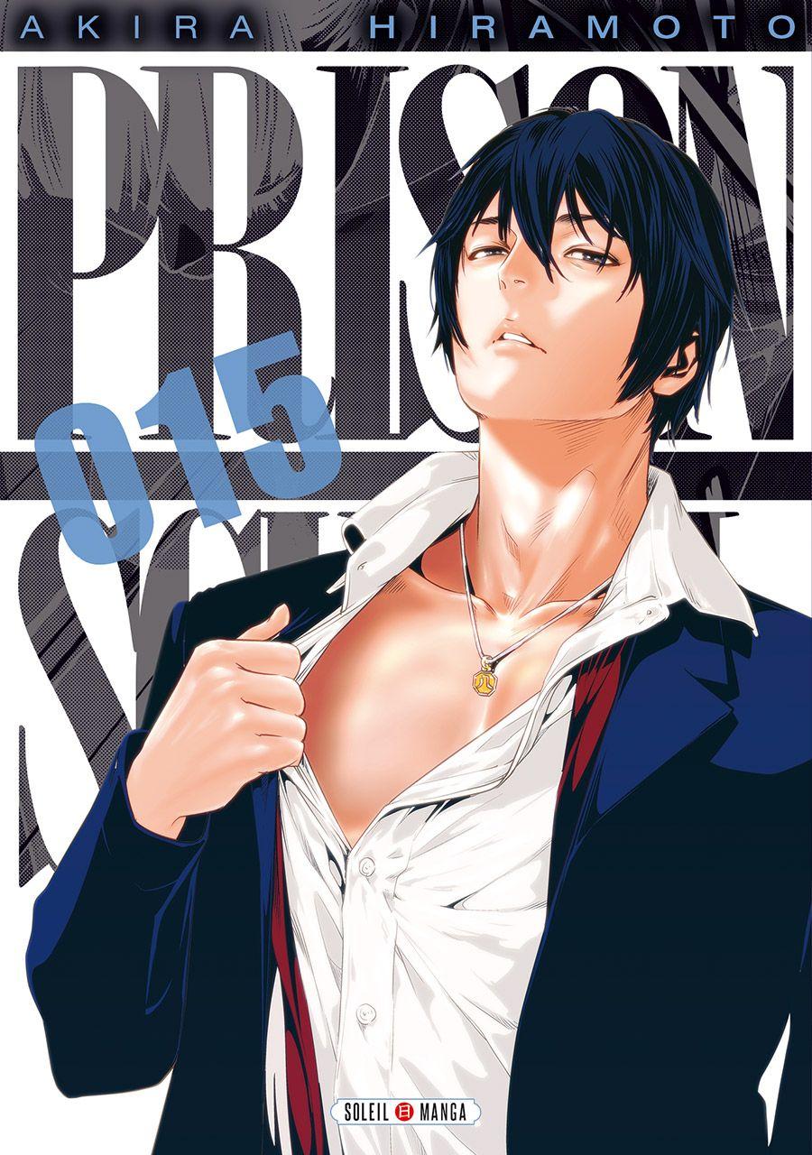 Cage Of Eden Hentai Good critique vol.1 prison school - manga - manga news