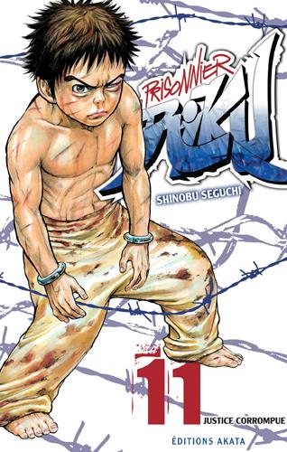 Prisonnier Riku Vol.11