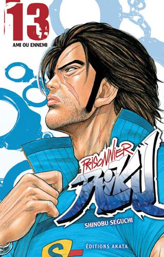 Prisonnier Riku Vol.13