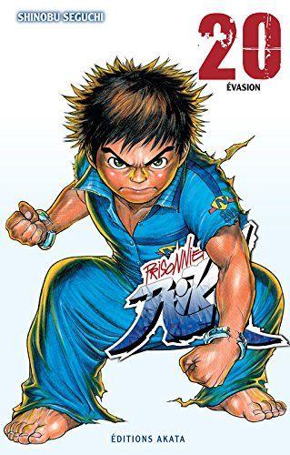 Prisonnier Riku Vol.20