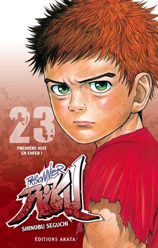 Prisonnier Riku Vol.23