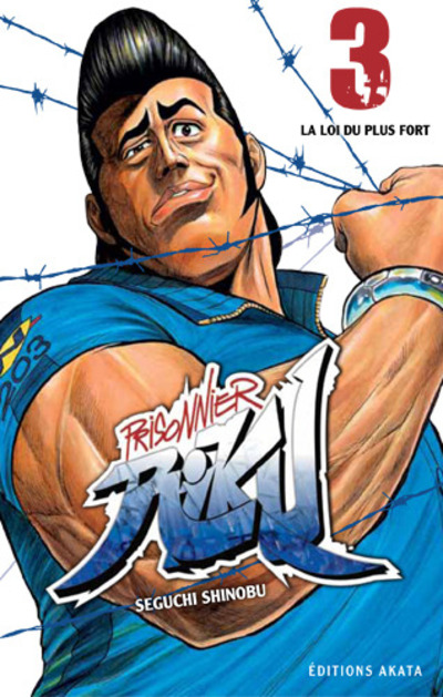 Prisonnier Riku Vol.3