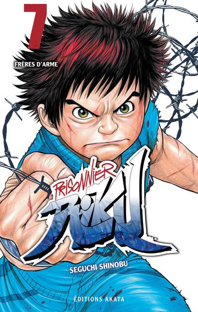 Prisonnier Riku Vol.7