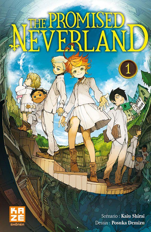Manga - Manhwa - The Promised Neverland Vol.1