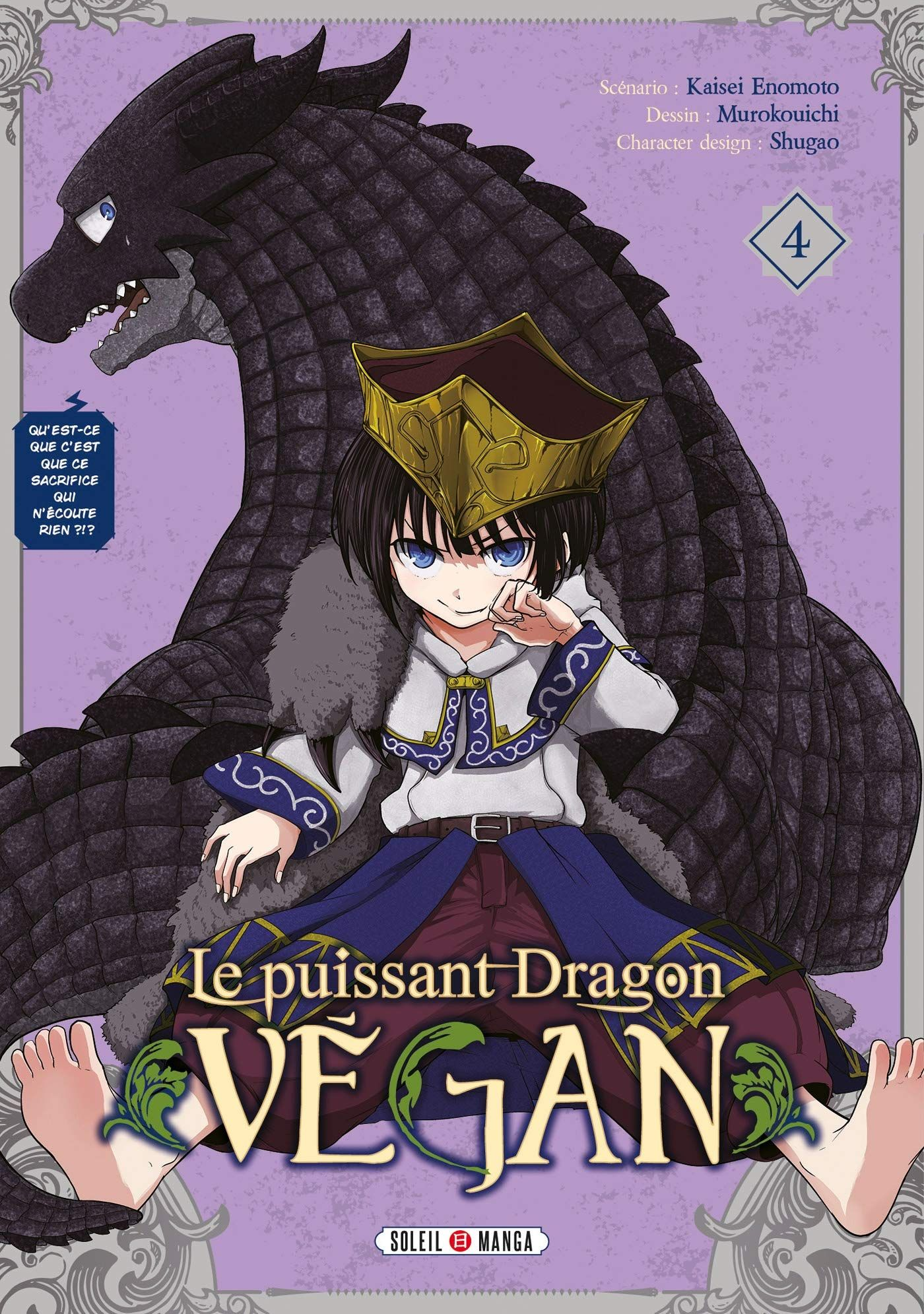 Sortie Manga au Québec JUILLET 2021 Puissant-dragon-vegan-4-soleil