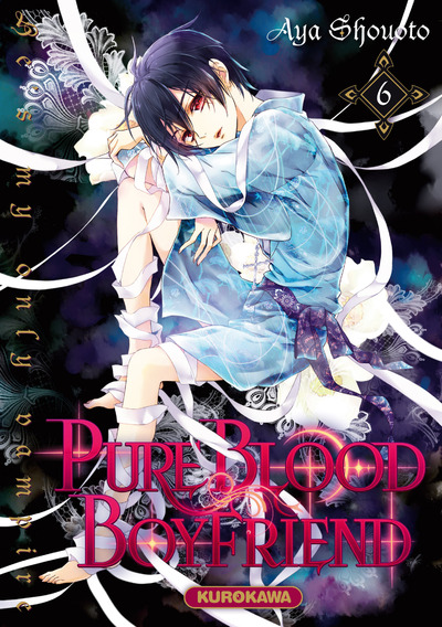 Pure blood boyfriend - He's my only vampire Vol.6