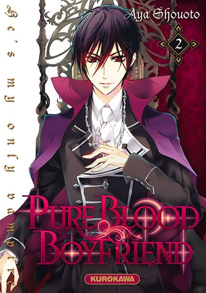 Pure blood boyfriend - He's my only vampire Vol.2
