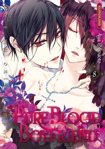 Pure blood boyfriend - He's my only vampire Vol.8