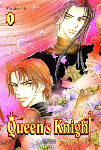 The Queen's Knight Vol.7