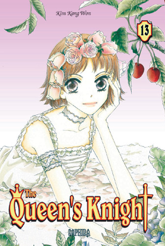 The queen's knight Vol.13