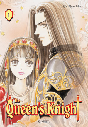The Queen's Knight Vol.1