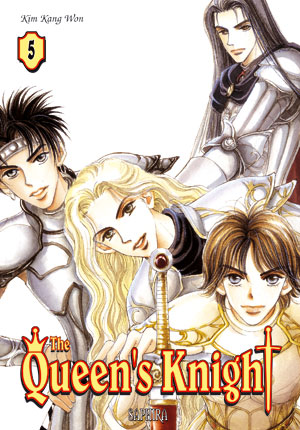 The Queen's Knight Vol.5