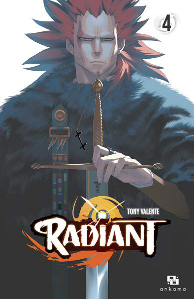 Manga - Manhwa - Radiant Vol.4