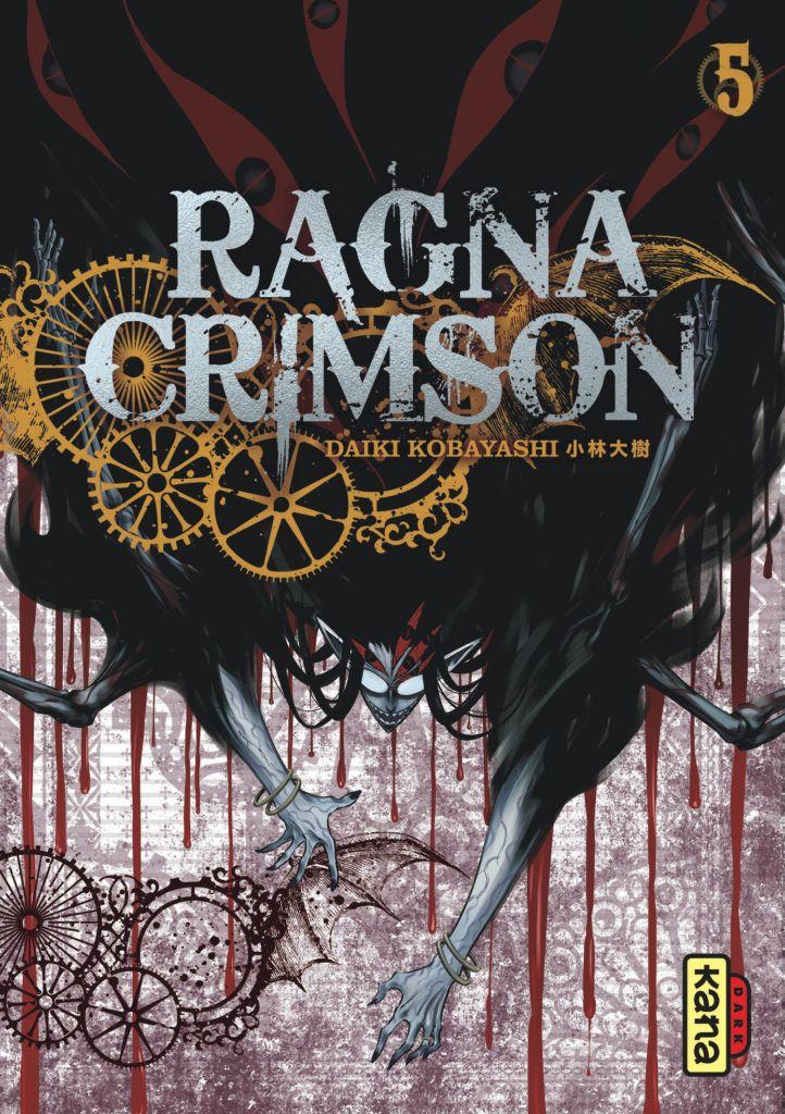 Ragna Crimson Vol.5