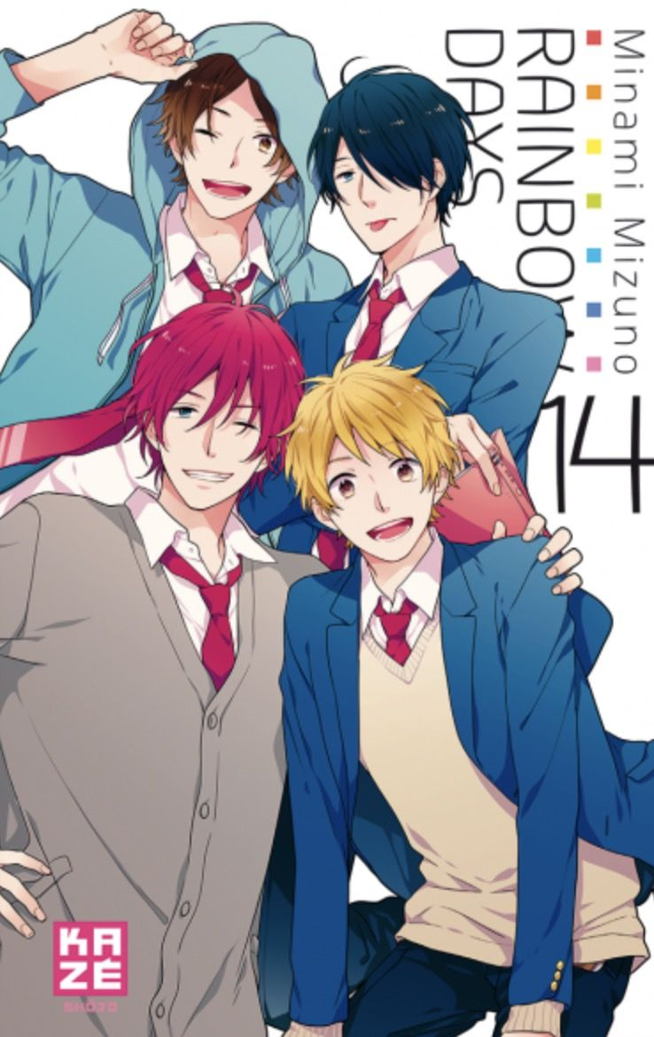 Rainbow Days Vol 14