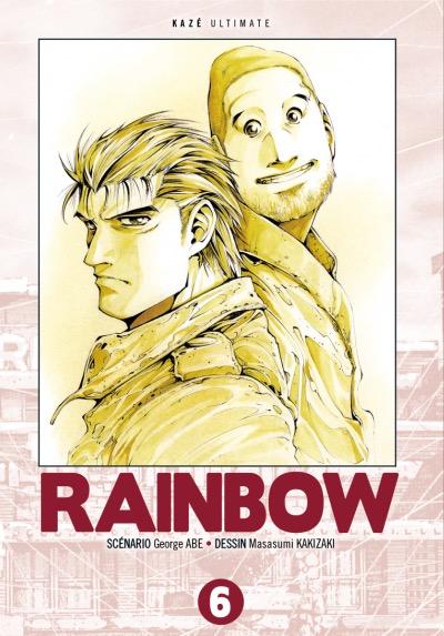 Manga - Manhwa - Rainbow - Ultimate Vol.6