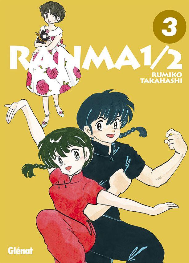 Ranma 1/2 - Edition Originale Vol.3