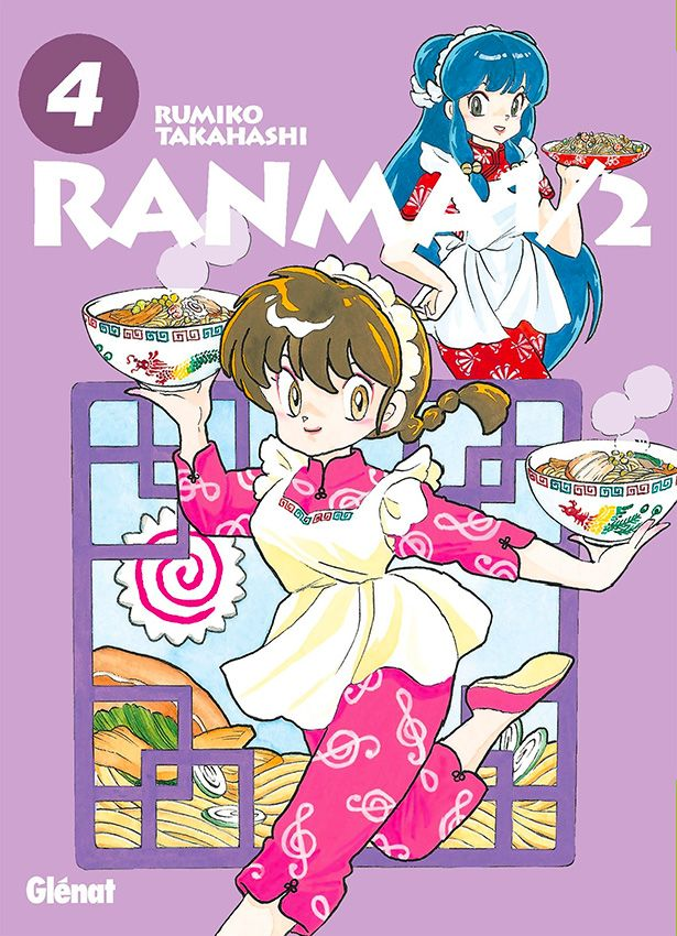 Ranma 1/2 - Edition Originale Vol.4