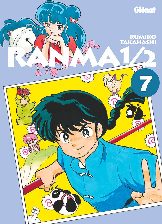 Ranma 1/2 - Edition Originale Vol.7