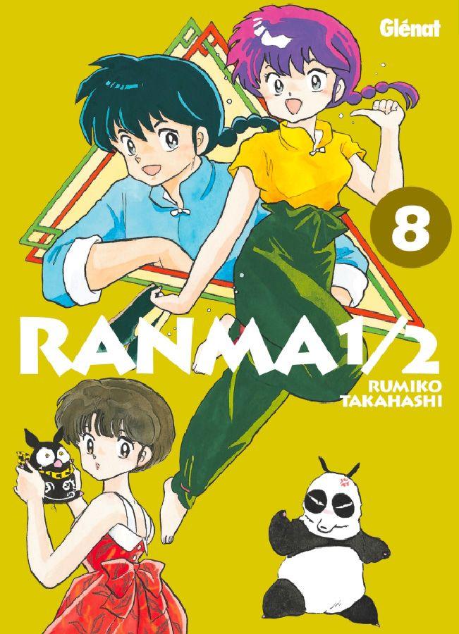 Ranma 1/2 - Edition Originale Vol.8