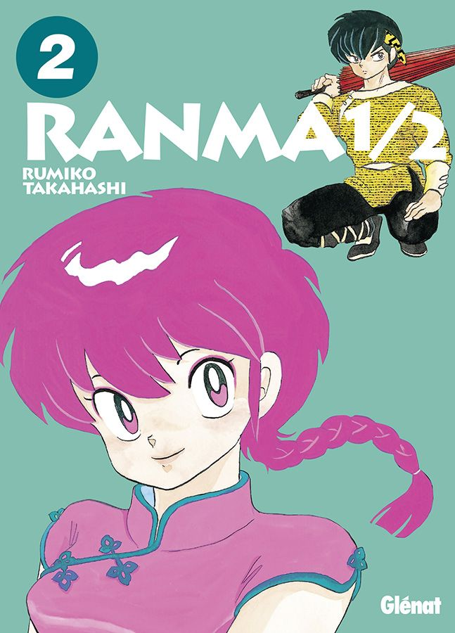 Ranma 1/2 - Edition Originale Vol.2