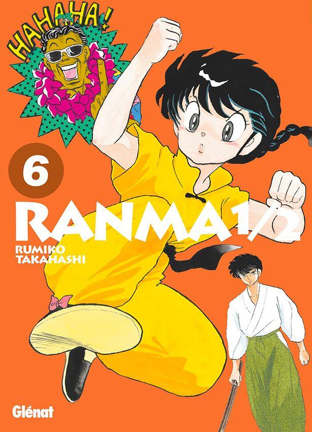 Ranma 1/2 - Edition Originale Vol.6