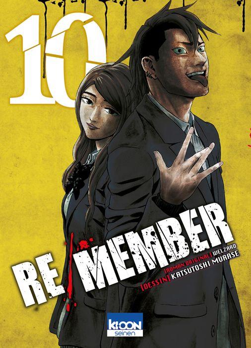 Re/Member Vol.10