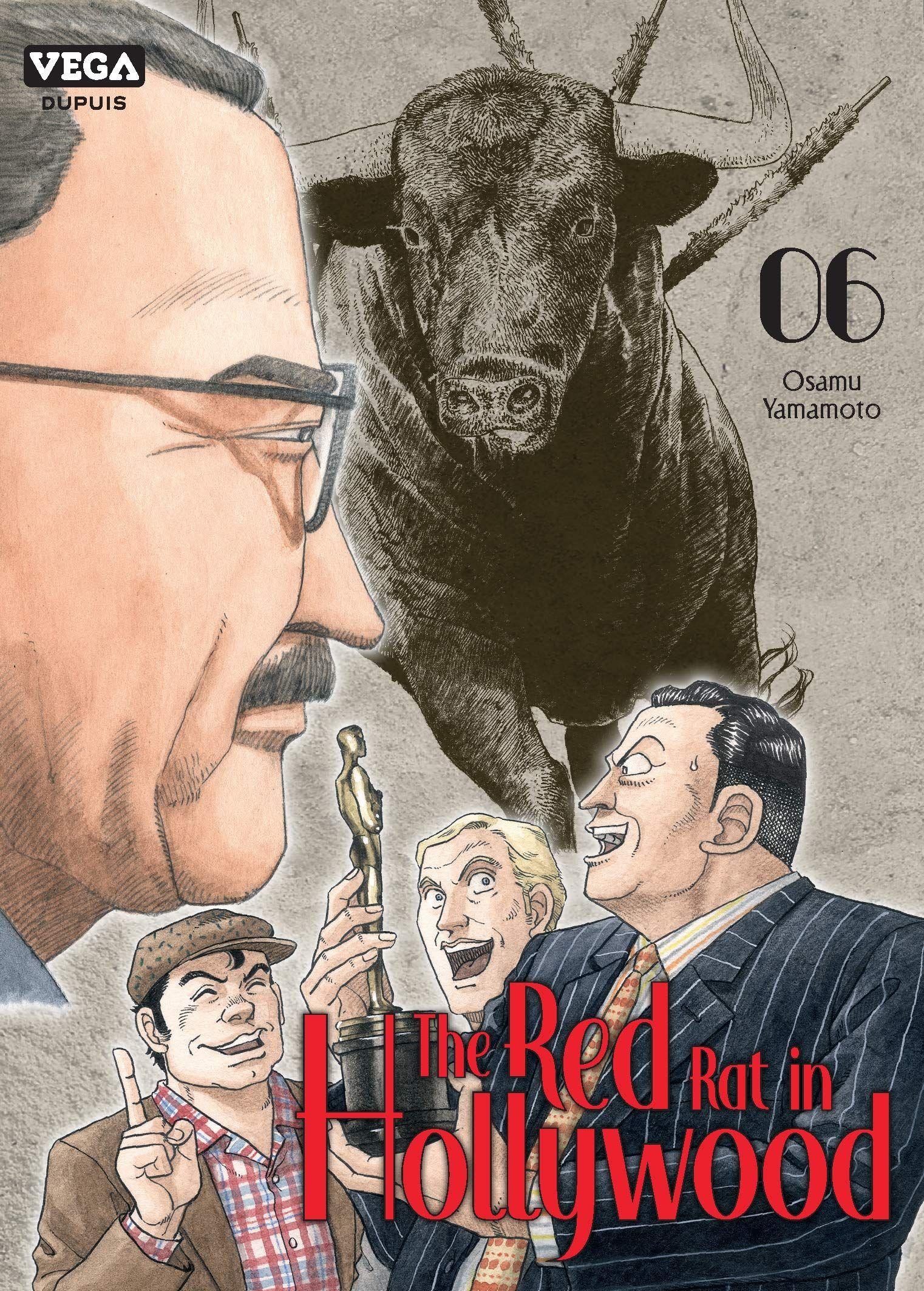 Manga - Manhwa - The Red Rat in Hollywood Vol.6